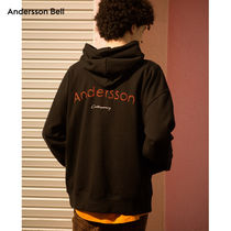 ANDERSSON BELL(アンダースンベル) パーカー・フーディ ANDERSSON BELL正規品★19SS★ステッチロゴパーカー★UNISEX