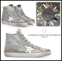 ★関税込/追跡★GOLDEN GOOSE★SUPERSTAR FANCY HIGH TOP★