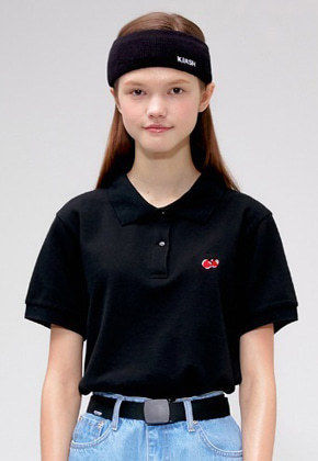 KIRSH Tシャツ・カットソー 【KIRSH】CHERRY PK T-SHIRTS IS(全4色)(送料無料・関税込み)(4)