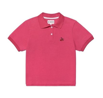 KIRSH Tシャツ・カットソー 【KIRSH】CHERRY PK T-SHIRTS IS(全4色)(送料無料・関税込み)(8)