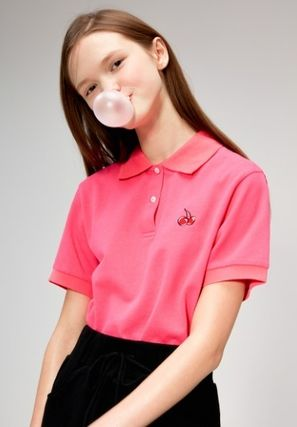 KIRSH Tシャツ・カットソー 【KIRSH】CHERRY PK T-SHIRTS IS(全4色)(送料無料・関税込み)(11)