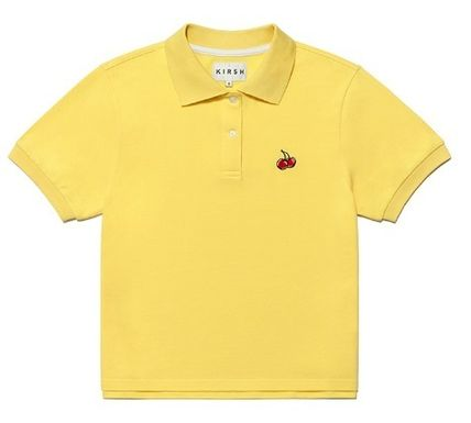 KIRSH Tシャツ・カットソー 【KIRSH】CHERRY PK T-SHIRTS IS(全4色)(送料無料・関税込み)(12)