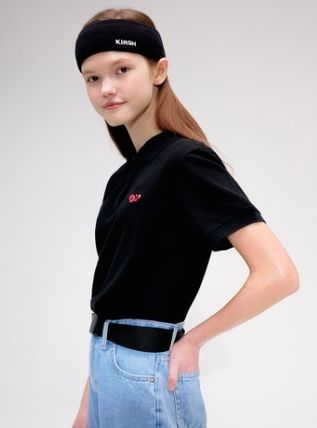 KIRSH Tシャツ・カットソー 【KIRSH】CHERRY PK T-SHIRTS IS(全4色)(送料無料・関税込み)(19)