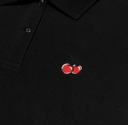KIRSH Tシャツ・カットソー 【KIRSH】CHERRY PK T-SHIRTS IS(全4色)(送料無料・関税込み)(20)