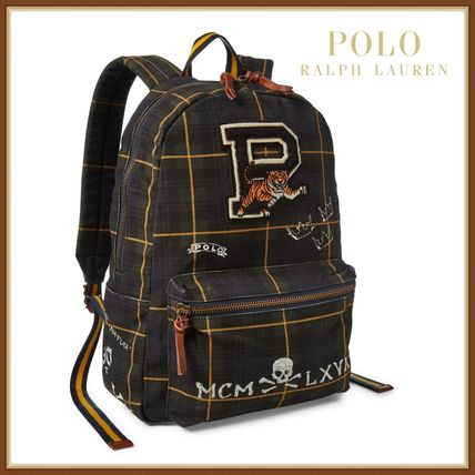POLO RALPH LAUREN バックパック Black Watch Backpack