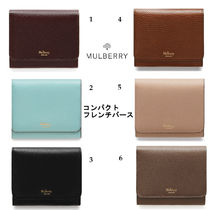 [UK発]大人気!☆Mulberry☆Small Continental フレンチパース