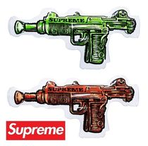 SUPREME★Toy Uzi Inflatable Pillow★アンディウォーホール