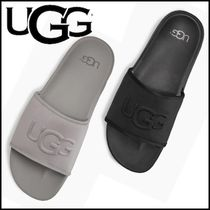 【UGG】ロゴサンダル XAVIER GRAPHIC SLIDE