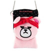 BLACKPINK(ブラックピンク) ショルダーバッグ・ポシェット 【YG公式】 KRUNK X BLACKPINK IN YOUR AREA MINI CROSS BAG