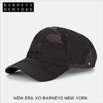 【NEW ERA x BARNEYS NEW YORK】9Twenty ブラックカモ キャップ