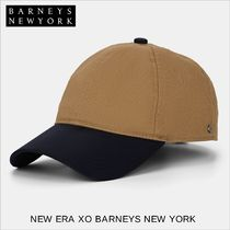 【NEW ERA x BARNEYS NEW YORK】9Twentyキャンパス&スエードCAP