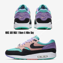 NIKE★AIR MAX 1★HAVE A NIKE DAY★マルチカラー