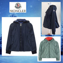 MONCLER(モンクレール) キッズアウター ☆MONCLER☆ギャザーディテールガールズウィンブレAmman 12A/14A