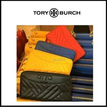 【TORY BURCH】 ALEXA ZIP CONTINENTAL 長財布