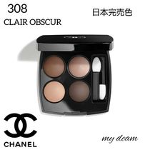 CHANEL☆LES 4 OMBRES☆308 CLAIR OBSCUR