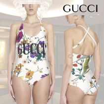 VIP価格【Gucci】'Gucci flora' swimsuits 関税込