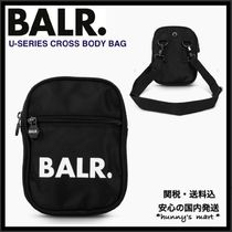 【BALR.】関送込 U-SERIES CROSS BODY BAG