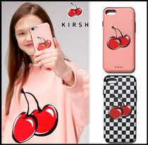 ★イベント/関税込★KIRSH★Big CHERRY BUMPER PHONE CASE★2色