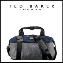 TED BAKER(テッドベーカー) ボストンバッグ Sale! ◆Ted Baker Small Brunswick Water Resistant Duffel Bag