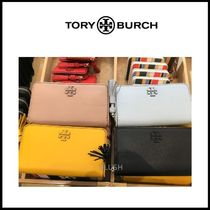 【TORY BURCH】 TAYLOR ZIP CONTINENTAL 長財布