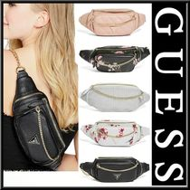 【Guess】春の新作!!ファニーパック ウエストバッグ 豊富なColor