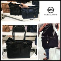 【Michael Kors】 CONNIE LG DIAPER BAG マザーバッグ