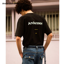 ANDERSSON BELL(アンダースンベル) Tシャツ・カットソー ANDERSSON BELL正規品★シグニチャーエンブレムTシャツ★UNISEX