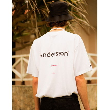 ANDERSSON BELL Tシャツ・カットソー ANDERSSON BELL正規品★シグニチャーエンブレムTシャツ★UNISEX(4)