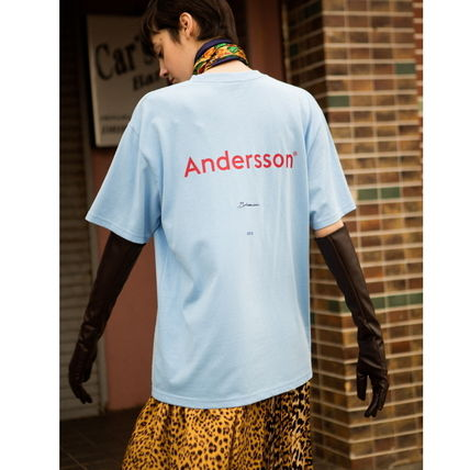 ANDERSSON BELL Tシャツ・カットソー ANDERSSON BELL正規品★シグニチャーエンブレムTシャツ★UNISEX(7)