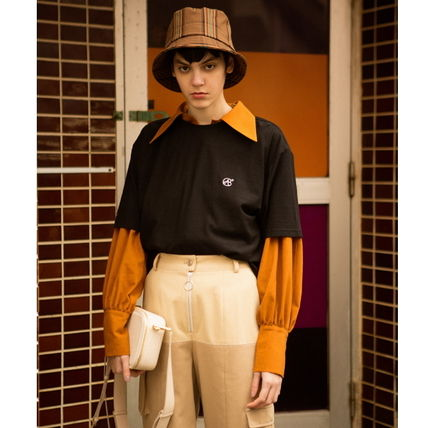 ANDERSSON BELL Tシャツ・カットソー ANDERSSON BELL正規品★シグニチャーエンブレムTシャツ★UNISEX(8)