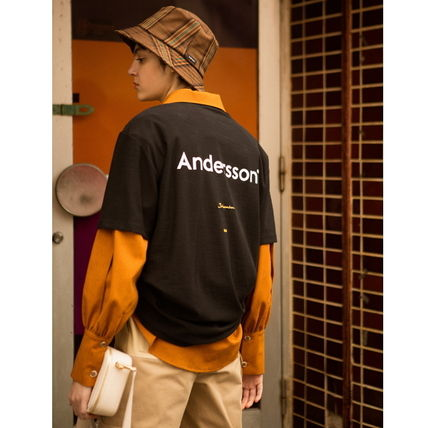 ANDERSSON BELL Tシャツ・カットソー ANDERSSON BELL正規品★シグニチャーエンブレムTシャツ★UNISEX(9)