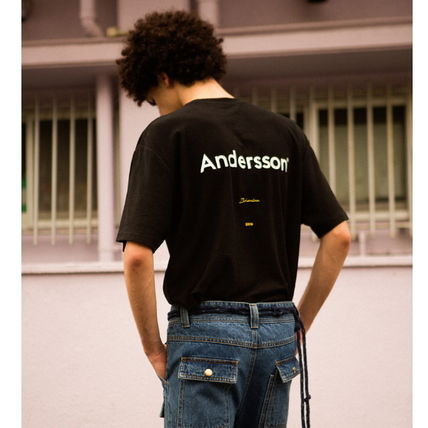ANDERSSON BELL Tシャツ・カットソー ANDERSSON BELL正規品★シグニチャーエンブレムTシャツ★UNISEX(11)