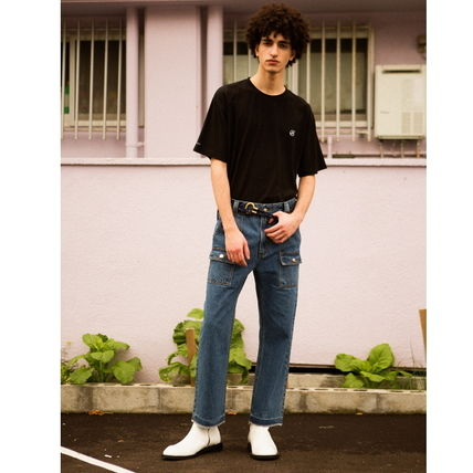 ANDERSSON BELL Tシャツ・カットソー ANDERSSON BELL正規品★シグニチャーエンブレムTシャツ★UNISEX(12)