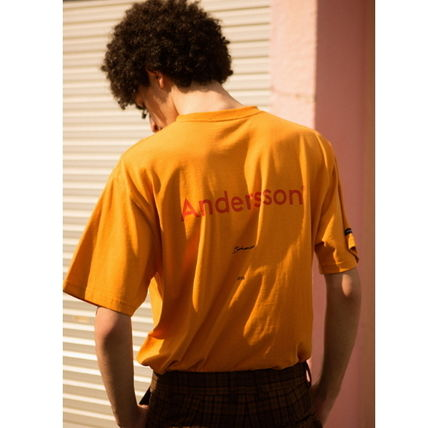 ANDERSSON BELL Tシャツ・カットソー ANDERSSON BELL正規品★シグニチャーエンブレムTシャツ★UNISEX(16)