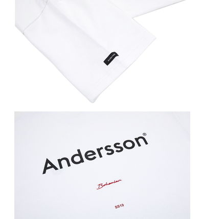 ANDERSSON BELL Tシャツ・カットソー ANDERSSON BELL正規品★シグニチャーエンブレムTシャツ★UNISEX(18)