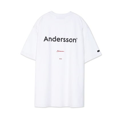 ANDERSSON BELL Tシャツ・カットソー ANDERSSON BELL正規品★シグニチャーエンブレムTシャツ★UNISEX(20)
