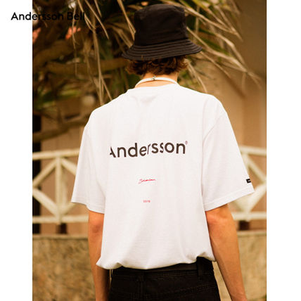 ANDERSSON BELL Tシャツ・カットソー ANDERSSON BELL正規品★シグニチャーエンブレムTシャツ★UNISEX