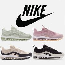 Nike☆Women Air Max 97 Premium Casualダッドスニーカー