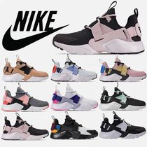 Nike☆Women Air HUARACHE SITY CASUAL SHOESスニーカー