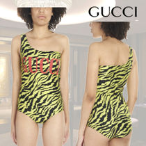 VIP価格【Gucci】'Tiger instinct' swimwear 関税込