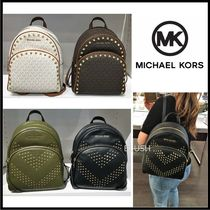 【Michael Kors】 ABBEY MD スタッズ・バックパック