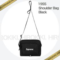 19SS /Supreme Shoulder Bag ショルダー バッグ Black 黒