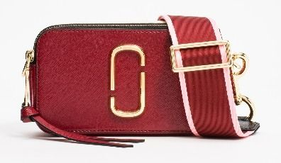 Marc Jacobs Snapshot Small Camera Bag レッド *国内発送*