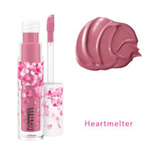 ◆MAC◆BOOM, BOOM, BLOOM 限定LIPGLASS (Heartmelter)◆追跡可