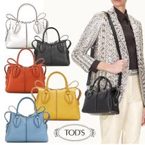 TOD'S トッズ直営店◆Tod's D-Styling Mini◆2WAY◆選べる5色!