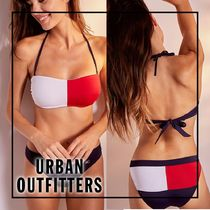 Urban Outfitters(アーバンアウトフィッターズ) ビキニ 日本未入荷!! Urban Outfitters ビキニ 水着 Tommy Hilfiger