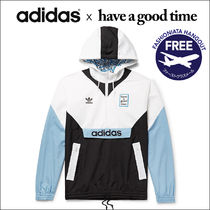 adidas x Have a Good Time ウィンドブレーカー