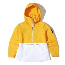 THE NORTH FACE BURNEY ANORAK YELLOW NA4HK02L