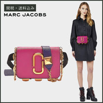 【MARC JACOBS】 HIP SHOT STUDS BELT BAG 2WAY ベルトバッグ