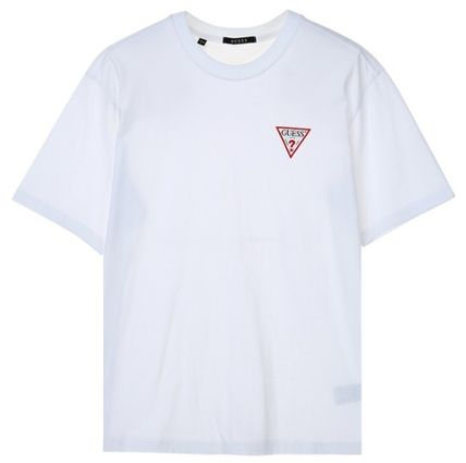 Guess Tシャツ・カットソー 人気【GUESS】☆▽ Color Print Semi Over 半袖Tシャツ☆5色(9)